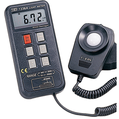 Datalogging Light Meter (USB)